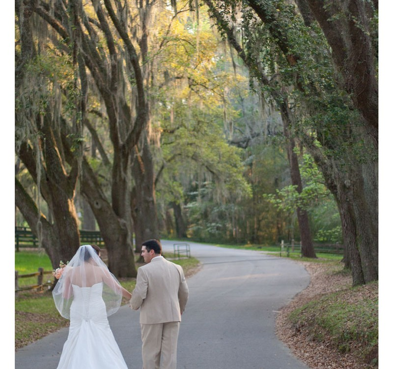 Jon and Elizabeth's Gorgeous Wedding at Pebble Hill Plantation