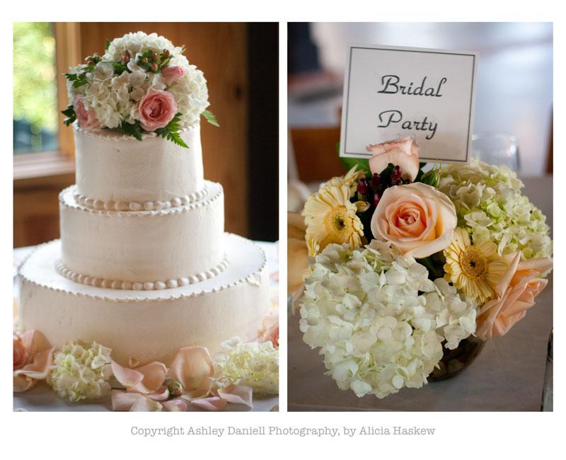 pebble hill wedding photo