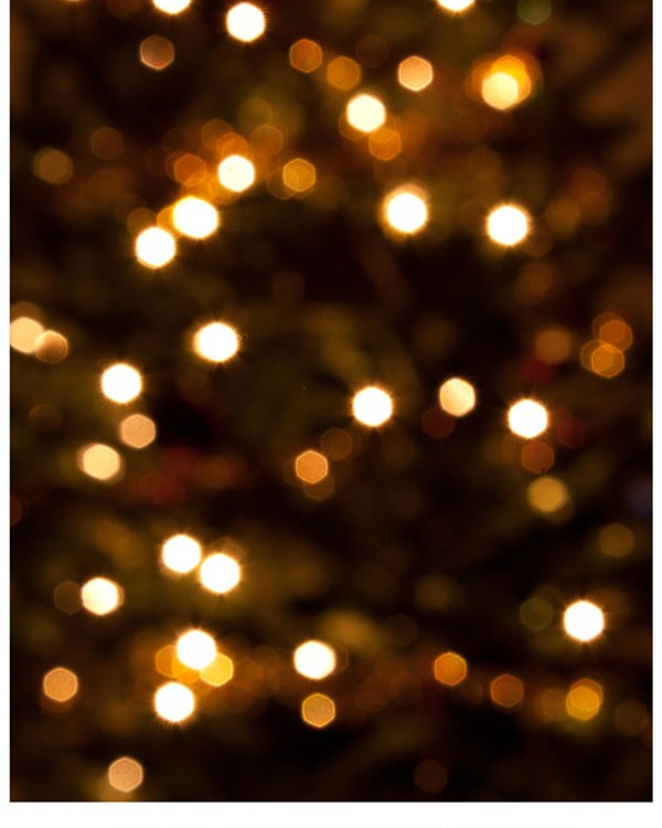 3 Easy Steps for Photographing Sparkling Christmas Lights