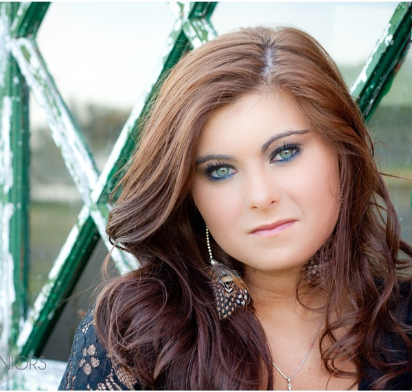 A Gorgeous Senior Session with Ms. A