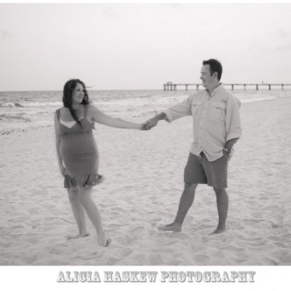 Destin Maternity Photos- Selfies!!!