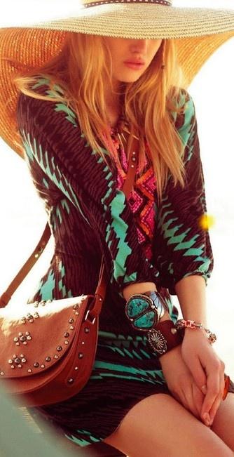 Friday Findings: Boho Fashion