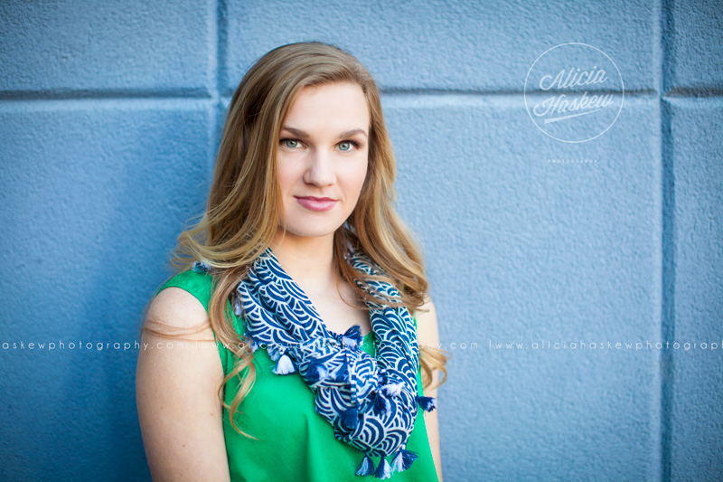 The Beautiful Miss Erin | Tallahassee Senior Portrait Photography