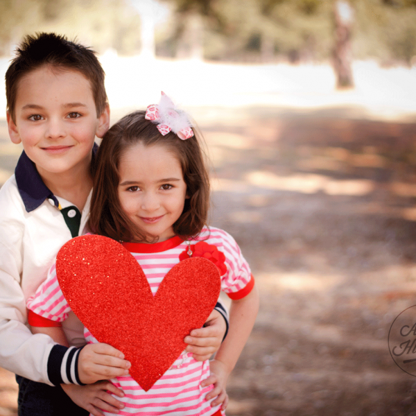 A Valentine's Day Themed Session | Tallahassee Photographer