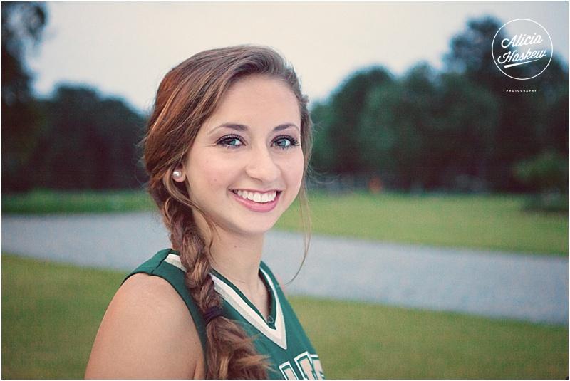 The Gorgeous Megan | Lincoln High School | Senior Portraits