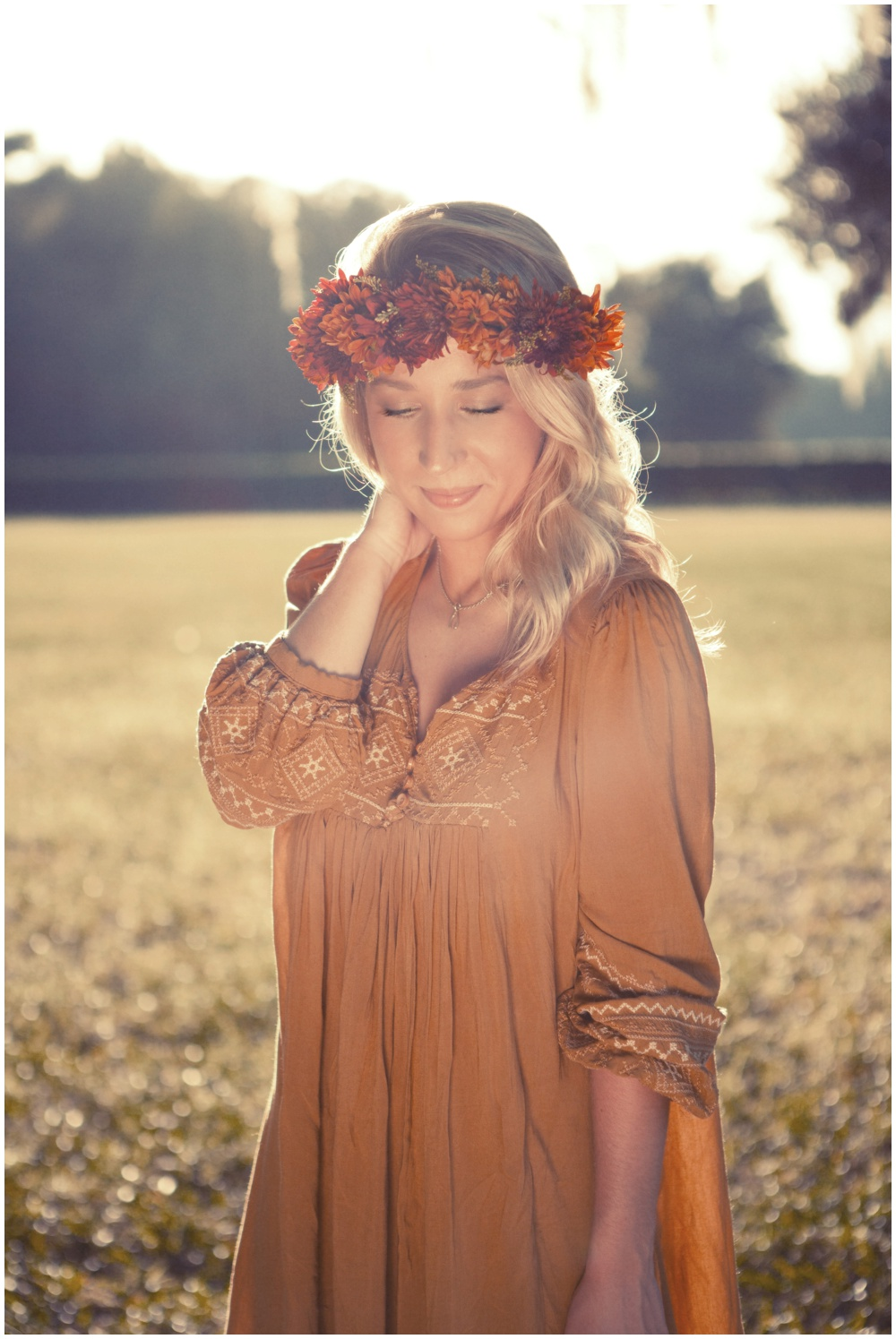 Bohemian Fashion Photo Shoot for Spriggs Laid Back Luxe ...