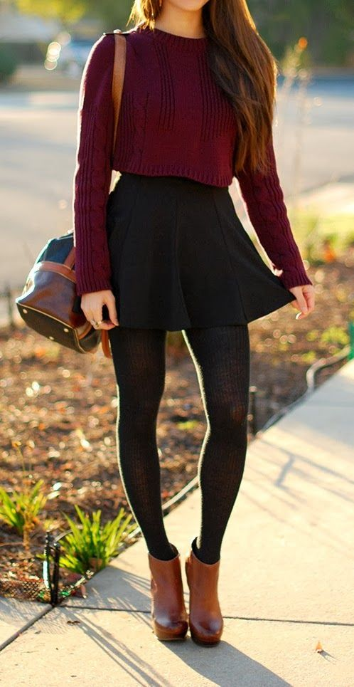 what to wear fall fashion sweater