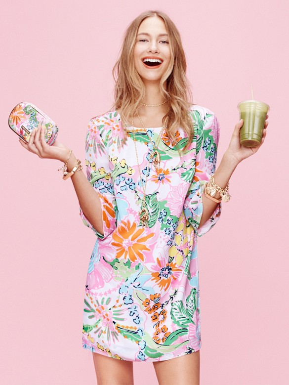 Fashion Friday | Attention Lilly Lovers
