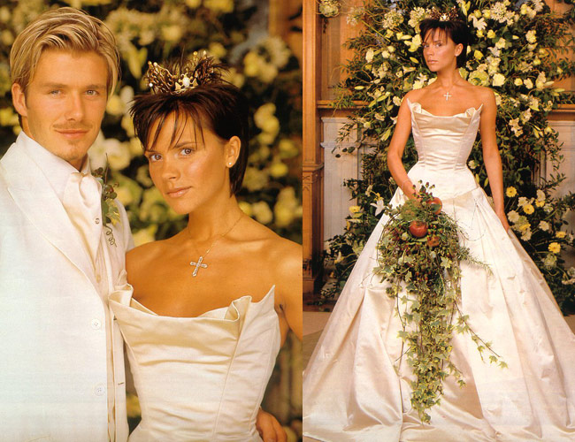 Celebrity Wedding Dresses Ireland : Fashion friday hbd victoria beckham alicia haskew photography
