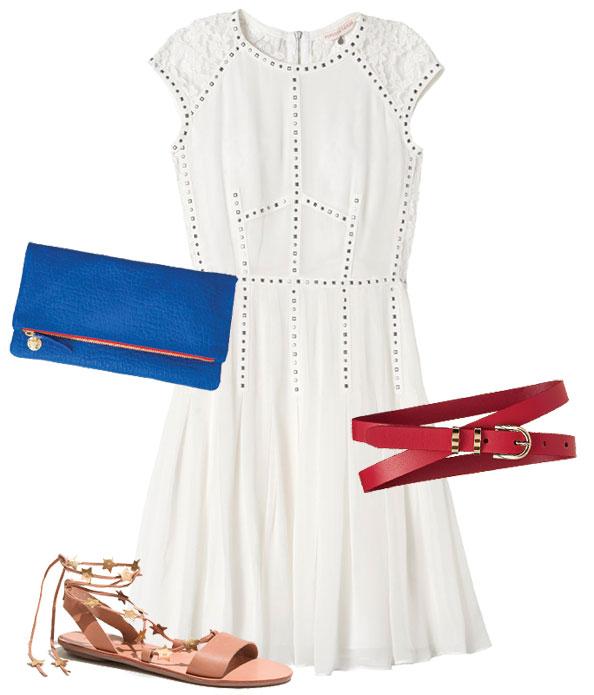 Fashion Friday | Time to Celebrate, 'Merica!