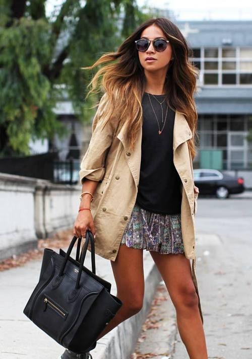 Fashion Friday | Dare I Say... Back To School???