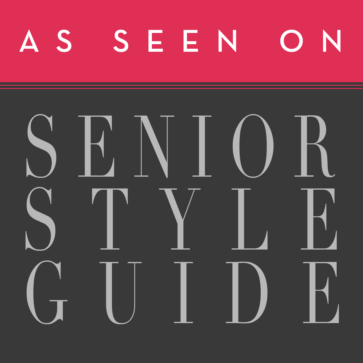 Senior photographer featured senior style guide
