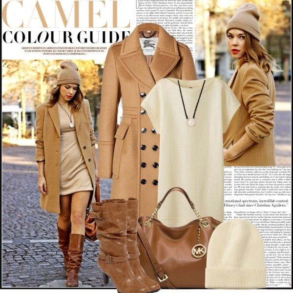 Fashion Friday   Camel is THE FALL Color