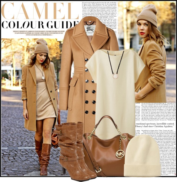 Fashion Friday | Camel is THE FALL Color