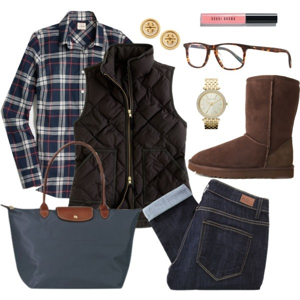 Fashion Friday | More Like Flannel Friday