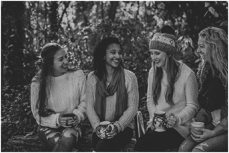 Hot Cocoa Themed Shoot | Tallahassee Senior Models