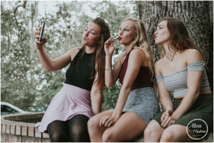 AHP Senior Models: Girls Night Out