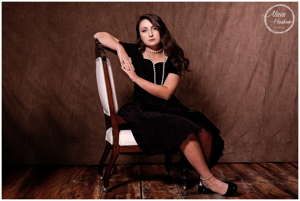 tallahassee senior model couture photo