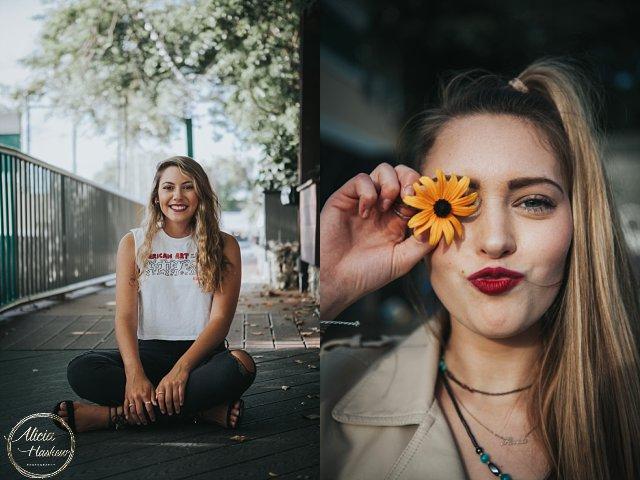 tallahassee senior portrait model group shoot