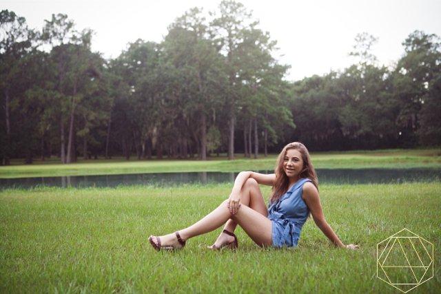2018 Senior | Danielle | Chiles HS