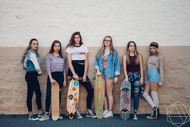 80's Skate | Muse Crew '18
