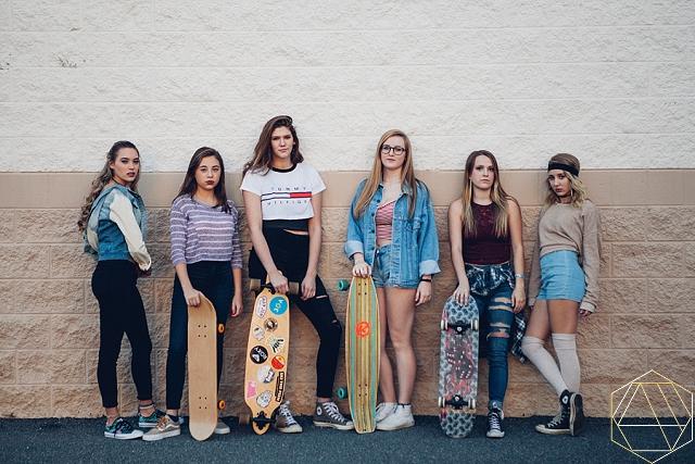 80's Skate | Muse Crew '18
