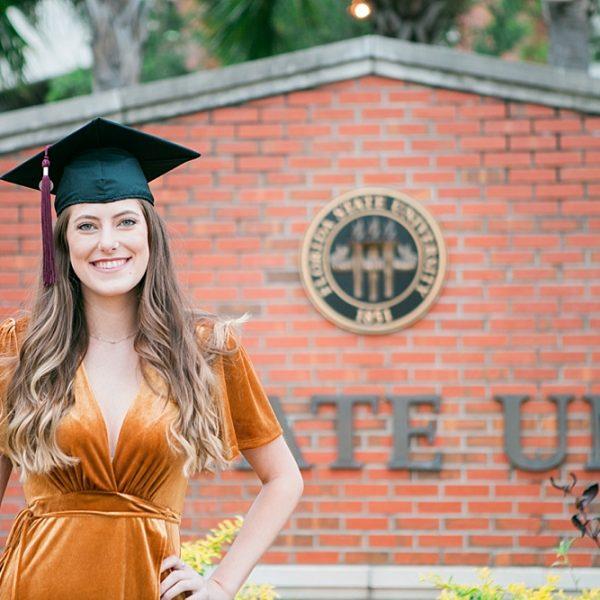 FSU grad   Rachel